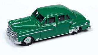 1950 Plymouth Sedan (Shore Green)