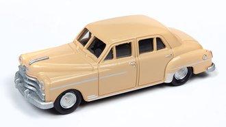 1950 Plymouth Sedan (Palm Beige)