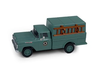 "1960 Ford F-250 Utility Truck ""Southern Bell Telephone"" (Gray)"