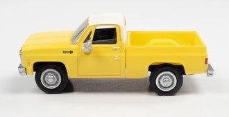 1973 Chevy Cheyenne Pickup (Adonis Yellow)