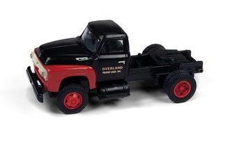 "1954 Semi Tractor ""Overland"" (Black/Red)"