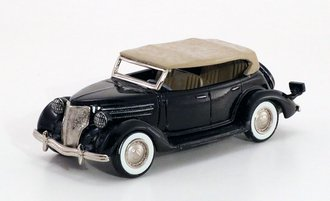 1936 Ford (Pewter)