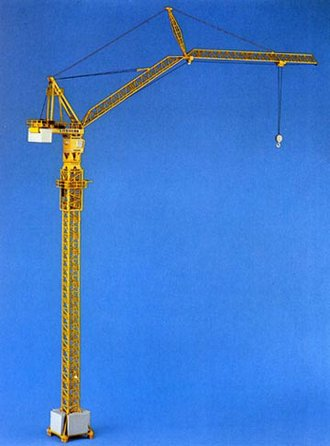 Liebherr Hc112K Tower Crane (1:87)