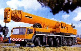 Liebherr 1160/2 5-Axle Crane