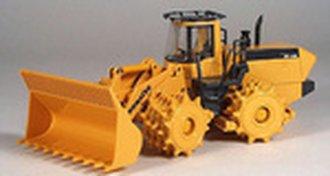 Komatsu WF450 Landfill Compactor