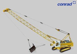 Liebherr 843 Dragline Excavator