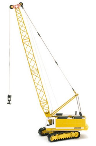 Liebherr HS885 HD Track Lattice Crane
