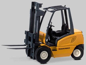 Jungheinrich DFG25 Forklift