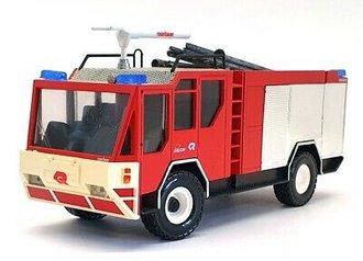 1:50 Rosenbauer Falcon Fire Tender (Red)
