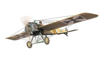1:48 Fokker E.II Eindecker - 69/15, flown by Kurt von Crailsheim, FFA 53, Monthois, France, October