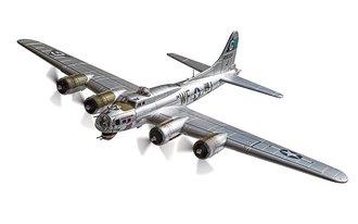 1:72 B-17G-40-DL 44-6009/WF-J 'Flak Eater', 364th BS, 305th BG, US Eighth Air Force, Chelveston, Aug