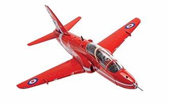 Aerospace Hawk T1 XX245, Royal Air Force Aerobatic Team 'The Red Arrows' RAF Scampton, 2018 RAF 100