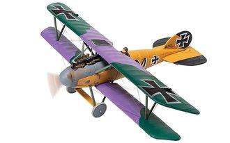 Albatros D.V 2111/17 'M', Martin Mallmann, Jasta 19 'Les Tangos', Western Front, Jan 1918