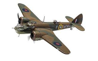 Bristol Blenheim Mk.IV-R3843 'F for Freddie', RAF No.18 Squadron, 'Operation Leg', 19th August, 1941