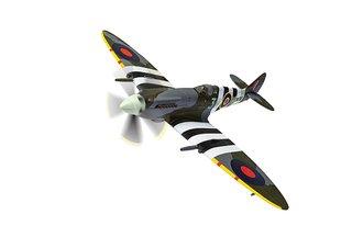 Supermarine Spitfire XIV - RM740/3W-W1, RAF No.322 (Dutch) Squadron, Deanland, August 1944