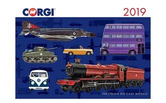 2019 Corgi Catalog