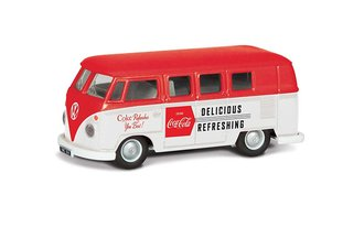 "1960's (Late) VW Camper ""Coca-Cola"""