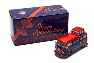 "VW Camper ""Happy Anniversary"""