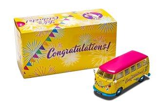 """VW Camper """"Congratulations"""""""