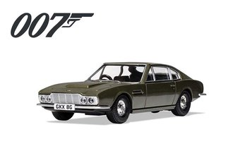 "James Bond - Aston Martin DBS ""On Her Majesty's Secret Service"""