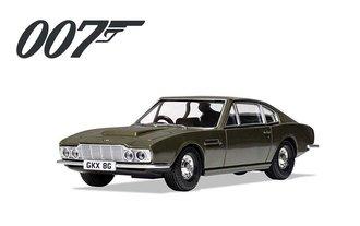 "James Bond - Aston Martin DBS ""On Her Majesty's Secret Service"""