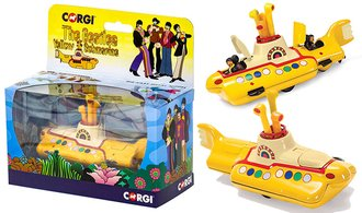 "1:43 The Beatles Yellow Submarine ""50th Anniversary"""