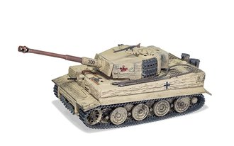 Panzerkampfwagen VI Tiger Ausf E (Late production), 'Black 300', sPzAbt. 505, Eastern Front, 1944