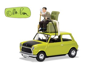 Mr. Bean - Mr. Bean's Mini - 'Do-It-Yourself Mr. Bean'