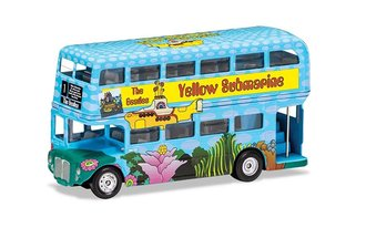 The Beatles - London Bus - Yellow Submarine