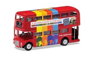 The Beatles - London Bus - A Hard Days Night