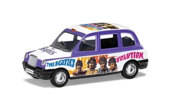 The Beatles - London Taxi - Hey Jude