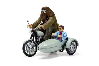 Harry Potter - Hagrid's Motorcycle & Sidecar