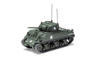 1:50 Sherman M4 A3 - US Army, Luxembourg 1944