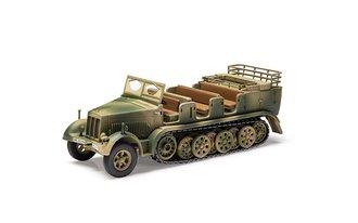 Sd.Kfz.7 Artillery Tractor - Tunisia 1943