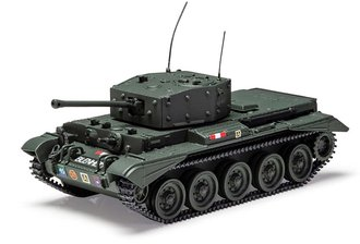 Cromwell IV - 2nd Armoured Welsh Guards, 1944