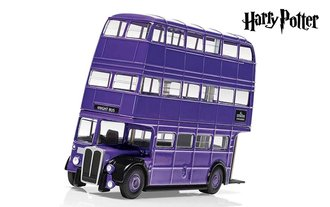 "1:76 Harry Potter Triple Decker Knight Bus ""Harry Potter and the Prisoner of Azkaban"""