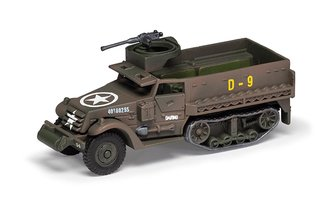 M3 A1 Half-Track 41st Armoured Infantry, 2nd Armoured Division, Normandy 1944 (D Day)