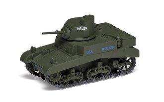 "M3 Stuart Tank ""US Army 192nd Tank Btn, Helen, Philippines, 1941"""