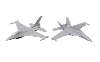 US Strike Force Collection - F-18 & F-16