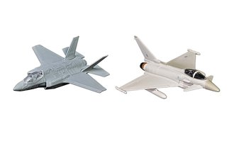 Defence of the Realm Collection - F-35 & Typhoon