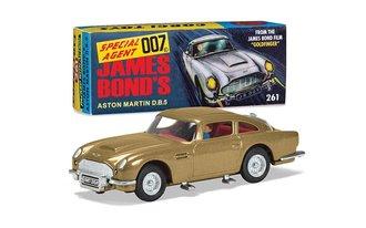 James Bond DB5 (261) - Goldfinger 1960's Version
