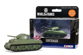 World of Tanks - Sherman III Tank