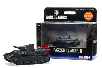 World of Tanks - Panzer Ausf - D