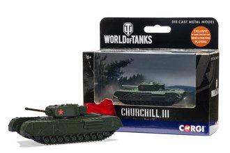 World of Tanks - Churchill Mk III