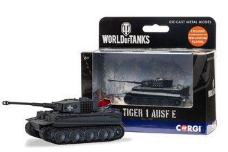 World of Tanks - Tiger I Tank