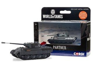 World of Tanks - Panther Tank