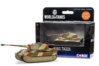 World of Tanks - King Tiger Tank