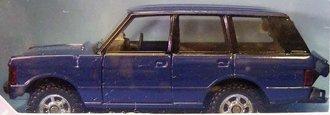 Range Rover (Cobalt Blue)