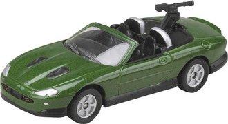 "James Bond Jaguar XKR Roadster (Green) ""Die Another Day"""
