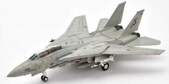 F-14A Tomcat, AJ102, VF-41 Black Aces, Gulf of Sidra, 1991